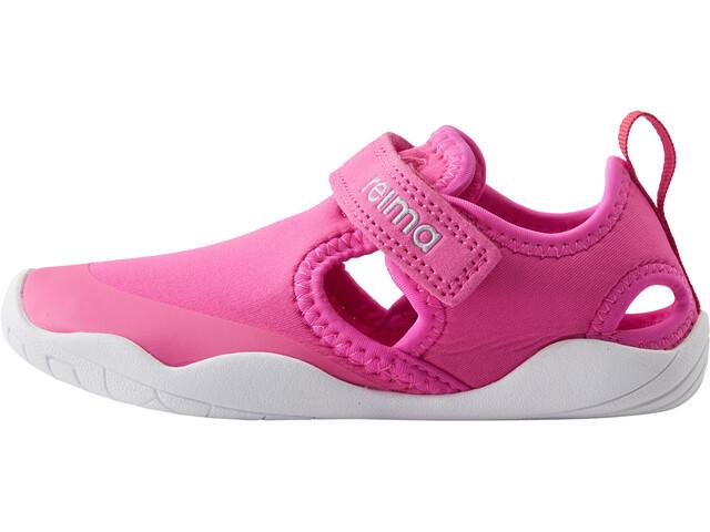 Reima Rantaan Sandals Kids, fuchsia pink